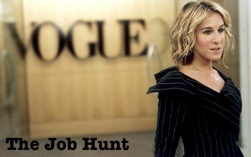 Venturing down the rabbit hole of job-hunting…