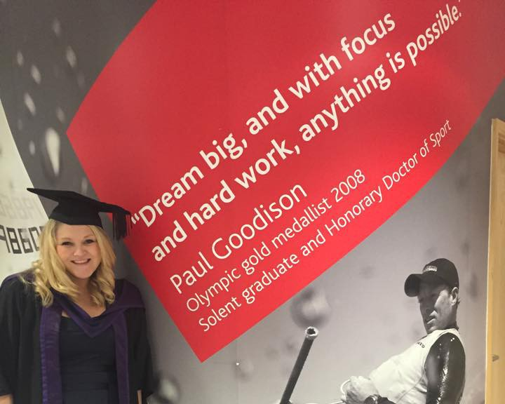 PR Masters Graduation 2014 – Thank you Catherine Sweet!