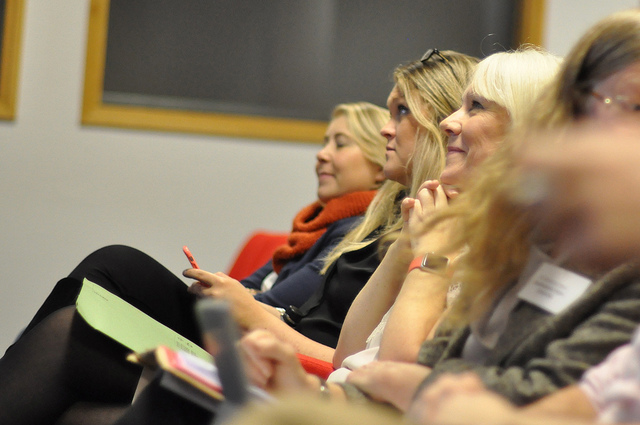 Converging Careers Conference 2015 at Southampton SolentUniversity