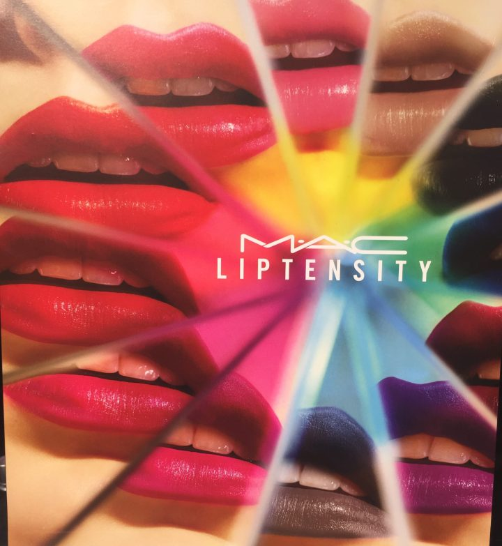 MAC Liptensity launch – part two