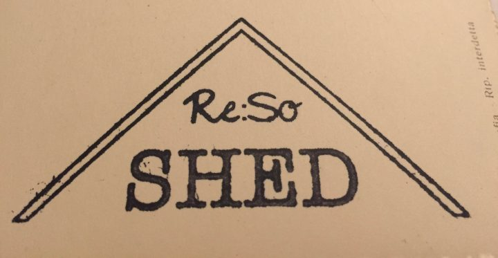 RE:SO SHED vintage clothing launch – the benefits of hosting a bloggingevent