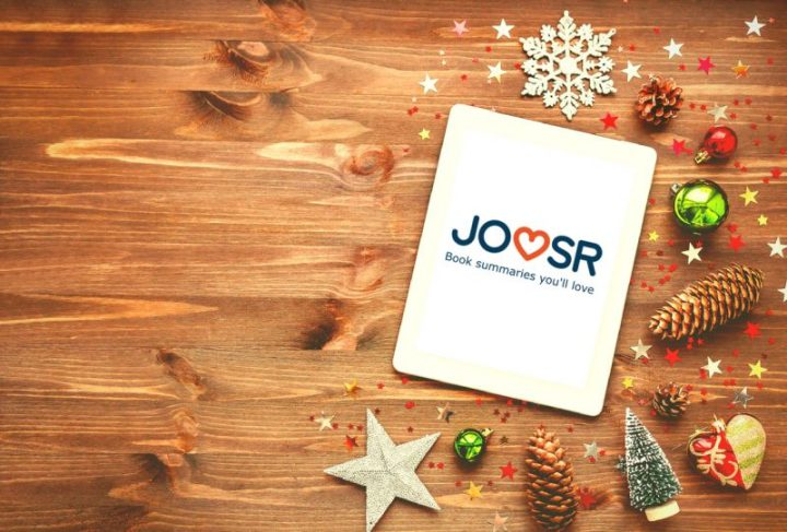 Boost your knowledge in 20 minutes with Joosr