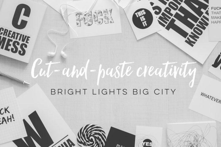 PR Buzz Word #5: Cut-and-pastecreativity