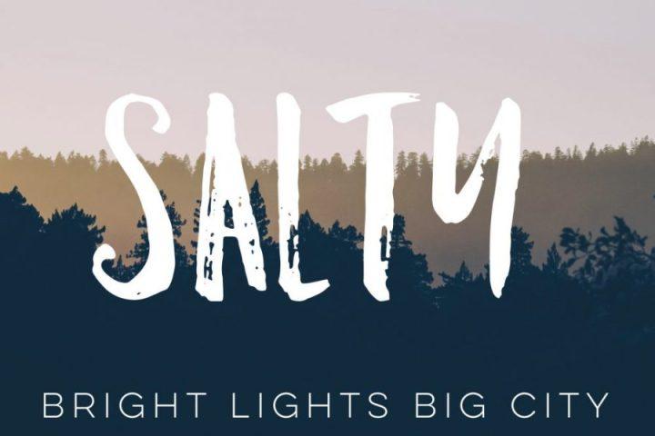 PR Buzz Word #6:Salty