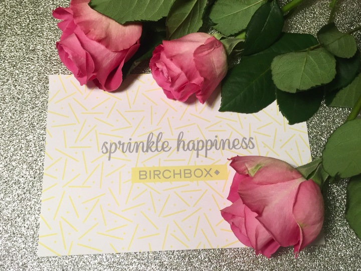 Sprinkle happiness with January's Birchbox