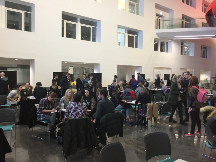A busy 2017 event!