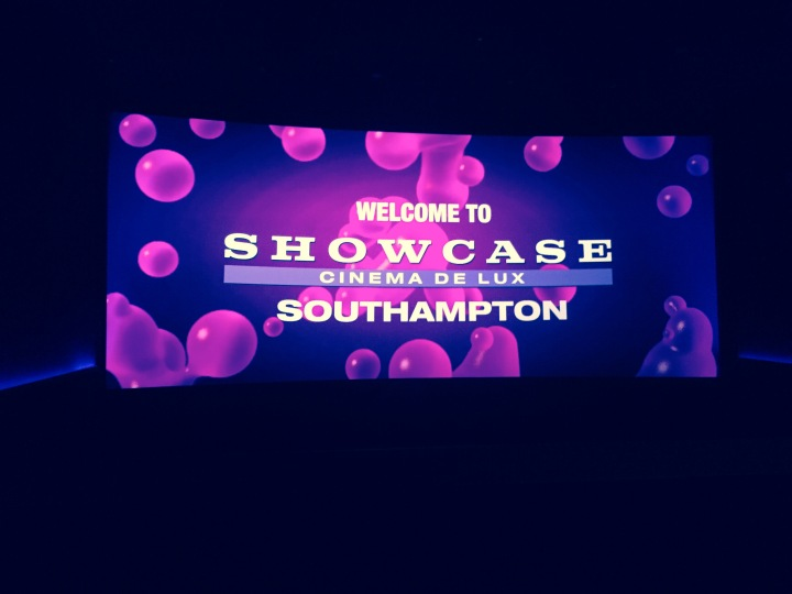 The Southampton Showcase Cinema de Lux is a game changer!