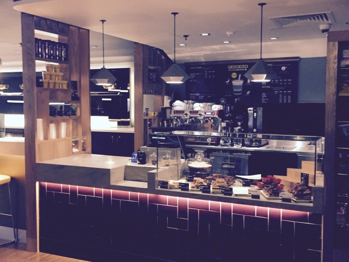 The gorgeous Costa at the new cinema