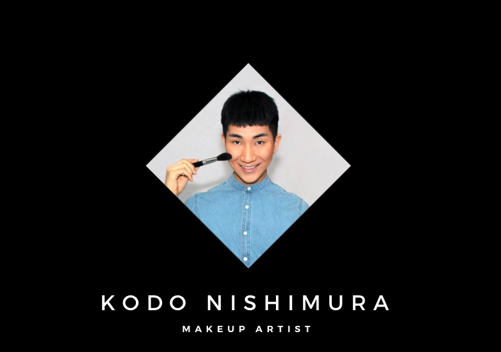 The monk who's a make-up artist – Kodo Nishimura