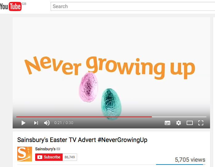 Creative Campaigns #11 – Sainsbury's Living Wellcampaign