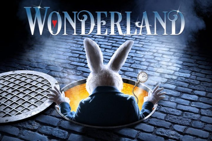 Fall down the rabbit hole with Wonderland at the Mayflower