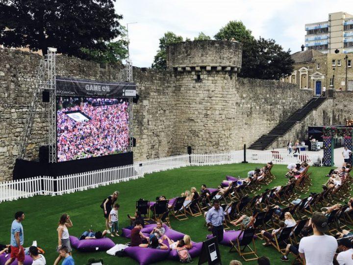 Wimbledon at Westquay – advantageyou!