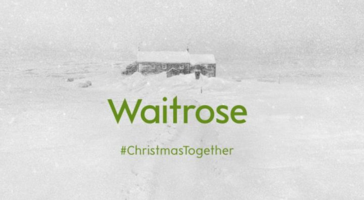 Creative Campaigns #19 – #ChristmasTogether Waitrose's Christmas advert