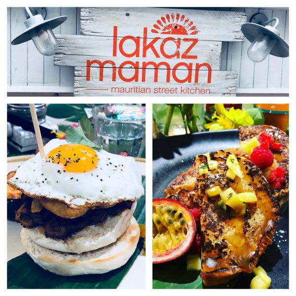A Mauritian brunch at LakazMaman