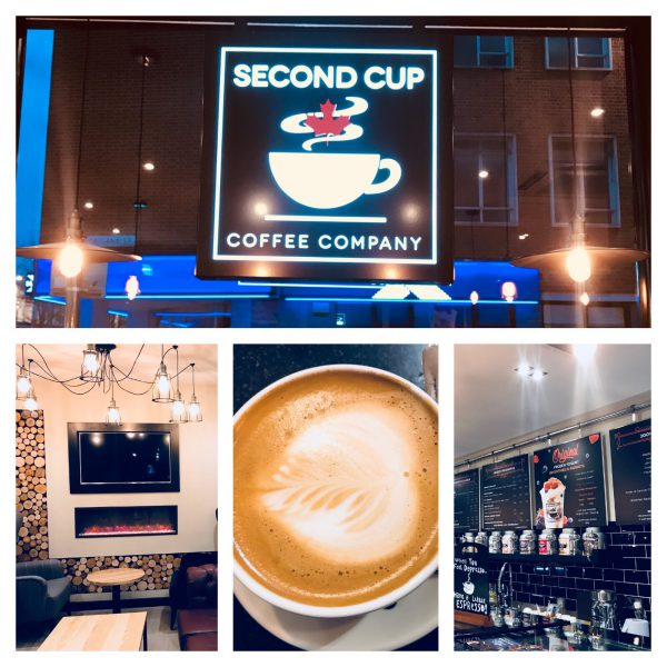 Second Cup arrives in Southampton