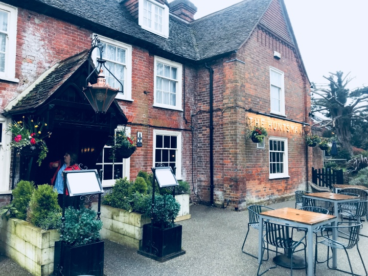 Cocktails, dinner and skittles at The Huntsman of Brockenhurst