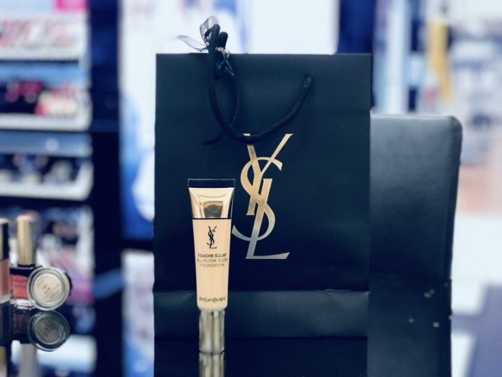 926c479ae38c7 An Easter treat at YSL – the new Touche Eclat All-In-One Glow Foundation