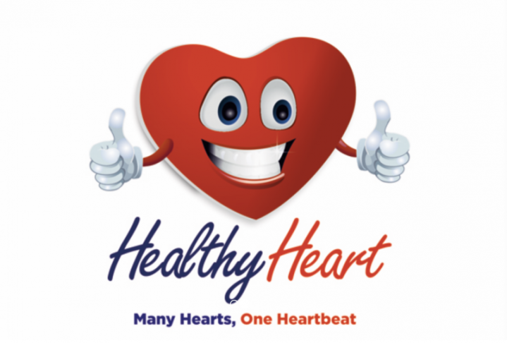 I've started the Wessex Heartbeat Healthy Heart Challenge