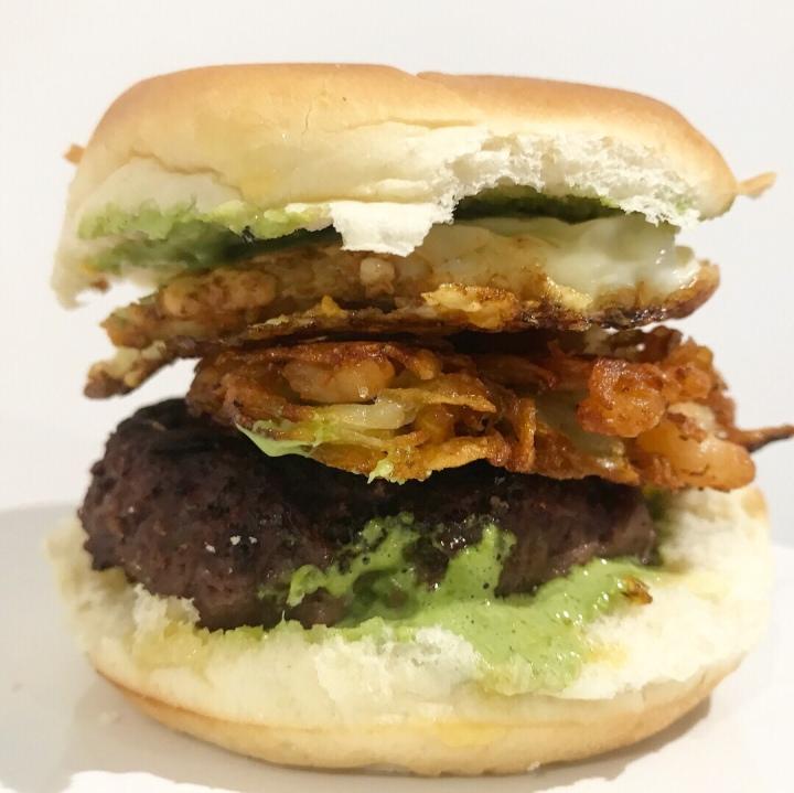Marks and Spencer's best ever burger