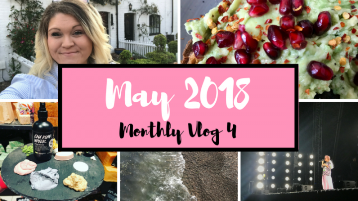 Monthly Vlog #4 | MAY 2018 | Bright Lights Big City