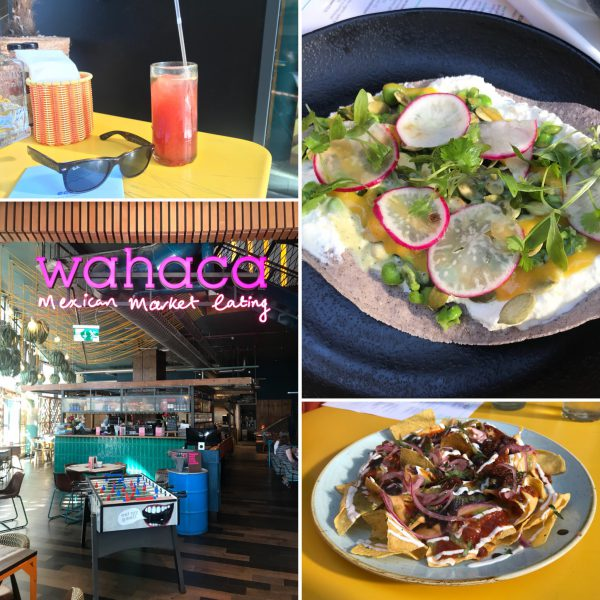 New food is on the menu at Wahaca!