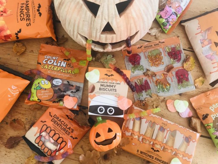 Conjuring up the Halloween spirit with M&S