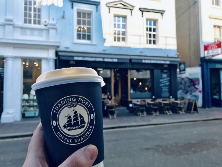 Discovering Trading Post Coffee Roasters in the Lanes of Brighton