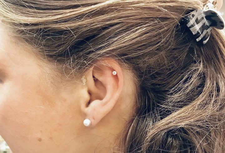 Ear Piercing At Accessorize Rebecca Henderson
