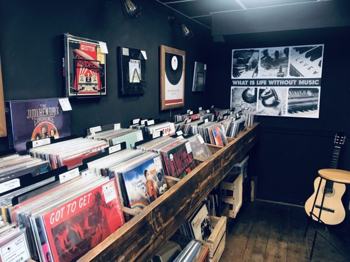 An early start for Record Store Day 2019 atWinyl