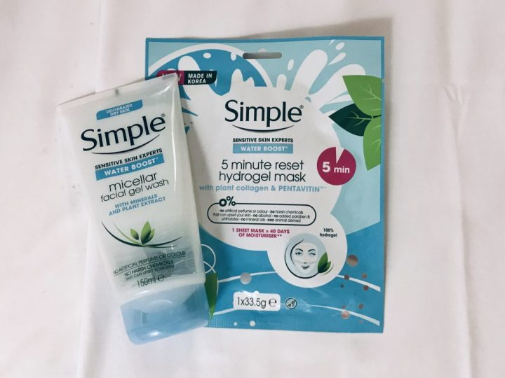 Simple skincare gets a Korean influence