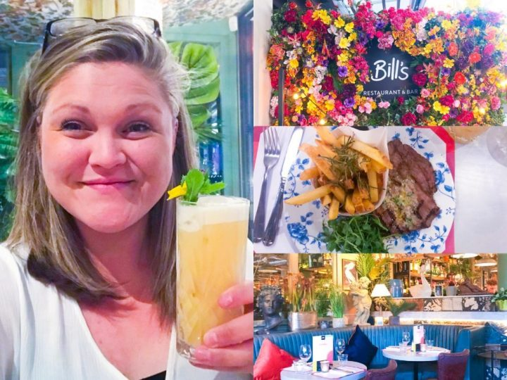 An evening at Bill's for Southampton's Foodie Fortnight