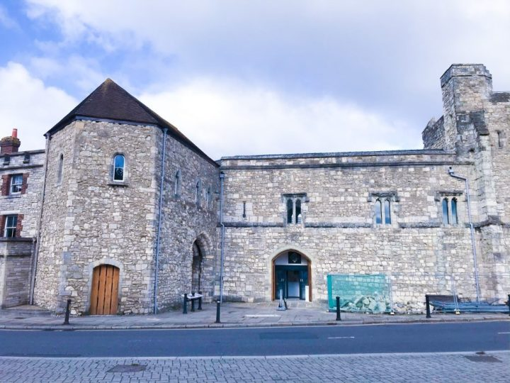 Art, coffee and history at God's House Tower inSouthampton