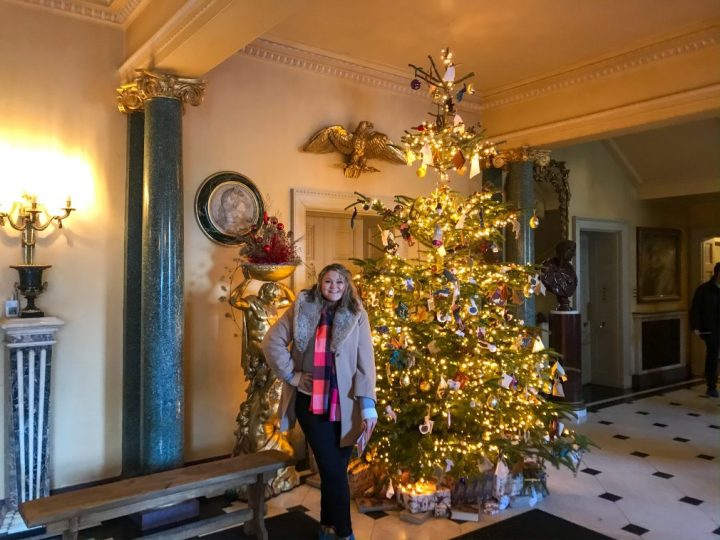 Festive Aesop's Fables at Hinton Ampner inWinchester