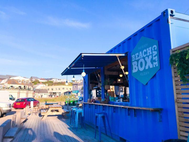 Beach Box CafeCornwall