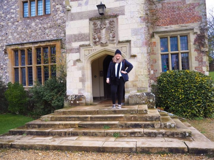 Hampshire's Chawton House and New Exhibition 'ManUp!'