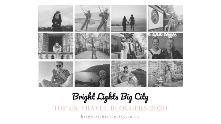 Top UK Travel Bloggers 2020